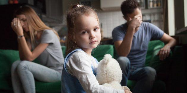 préserver psychologie des enfants en cas de divorce
